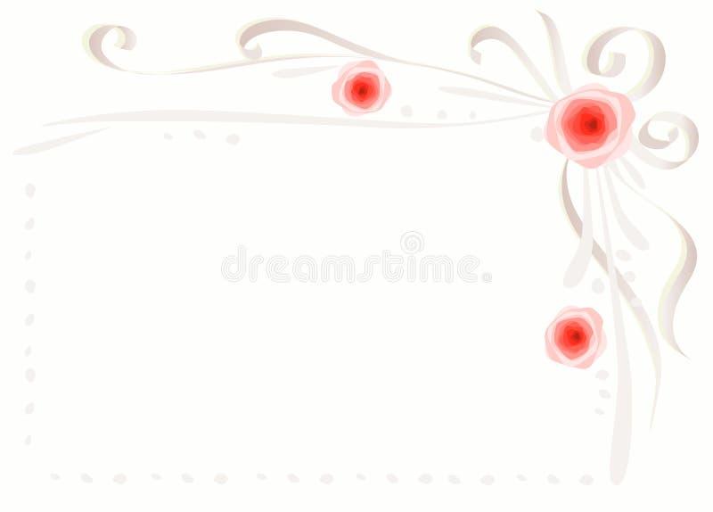 Little Roses stock illustration