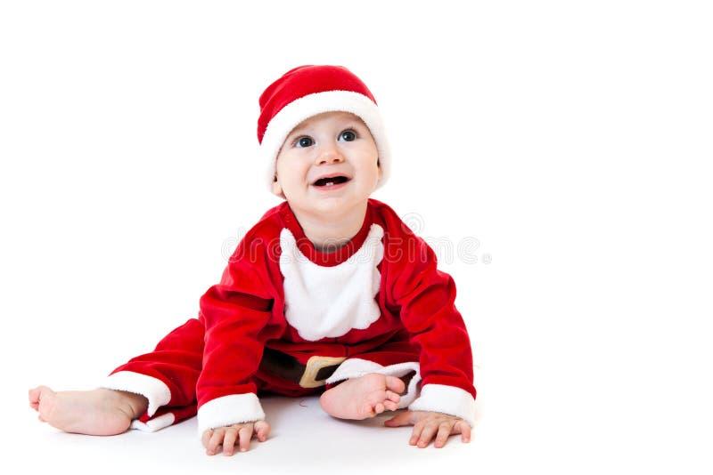 Download Little Santa stock photo. Image of background, portrait - 21891510