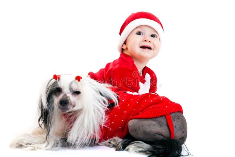 Download Little Santa stock image. Image of pretty, beautiful - 21891539