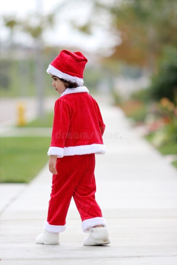 Download Little santa stock photo. Image of kids, christmas, girls - 7329620