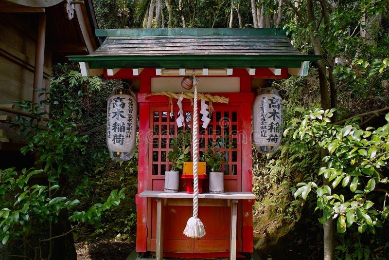 Download Little shrine stock image. Image of shrine, tradition - 17538987