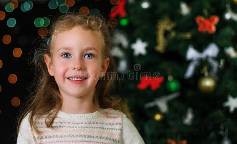 Download Little Smiling Girl Stock Photo - Image: 34655310