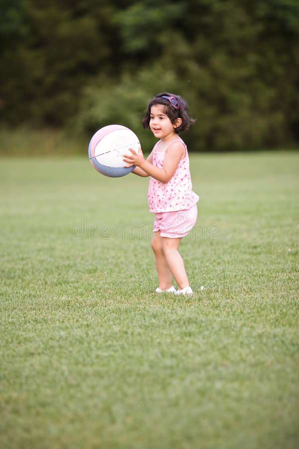 Little Soccer Player Royalty Free Stock Images