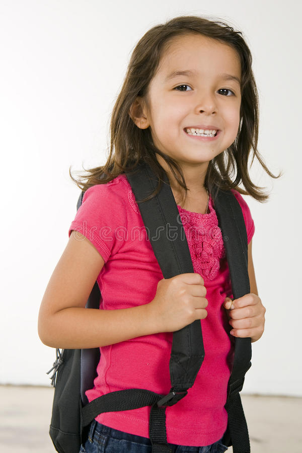 Little Student Royalty Free Stock Images