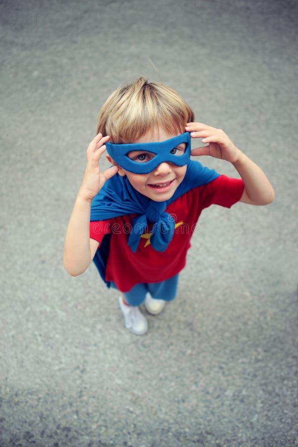 Download Little Superhero stock image. Image of funny, inspiration - 34901175