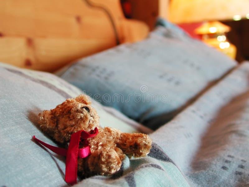 Little Teddy Stock Photography