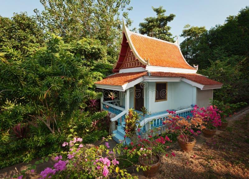 Little Thai House royalty free stock photo