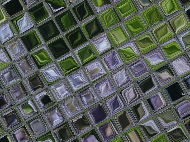 Download Little tiles of glass stock illustration. Image of card - 4984439