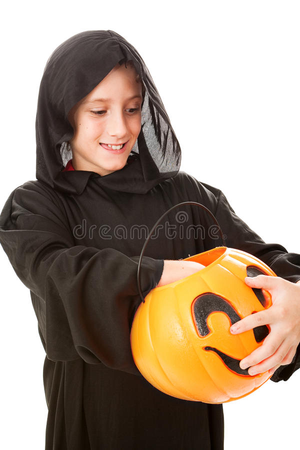 Download Little Trick Or Treater Stock Photos - Image: 26916823