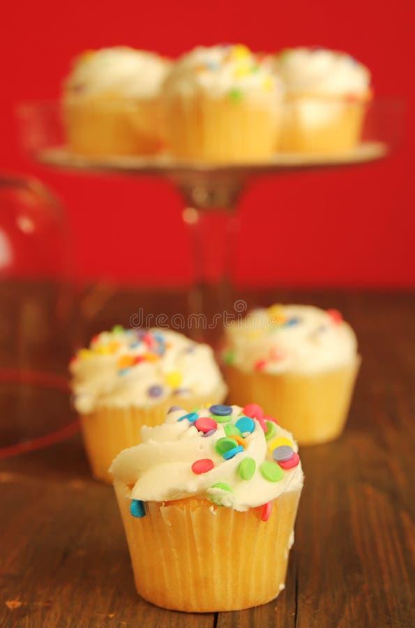 Download Little Vanilla Cake Stock Photography - Image: 27858232