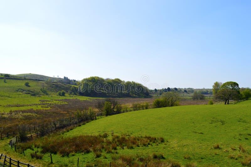 Littleborough countryside royalty free stock photography