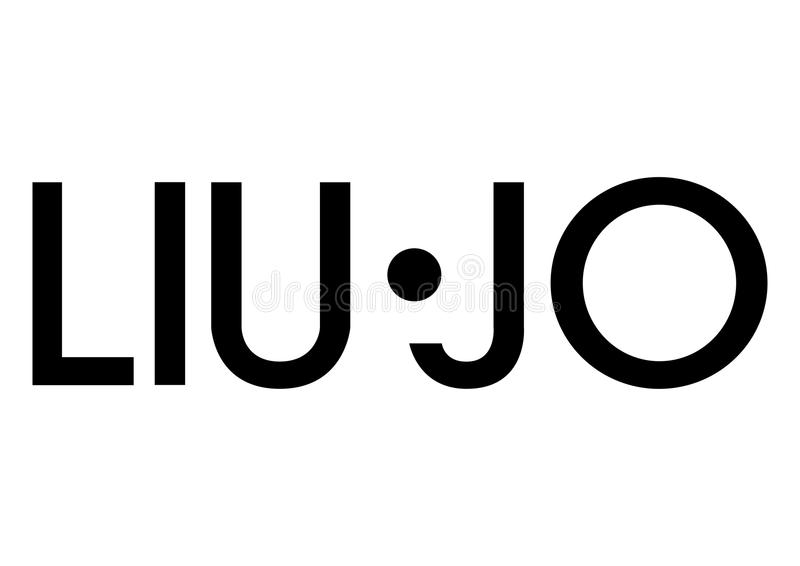 Liu Jo Logo illustration stock