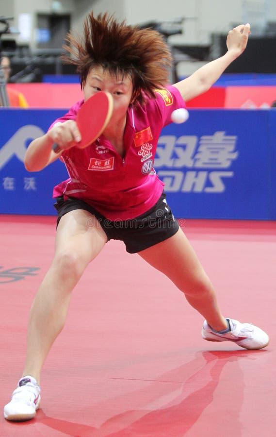 Liu Shiwen stock images