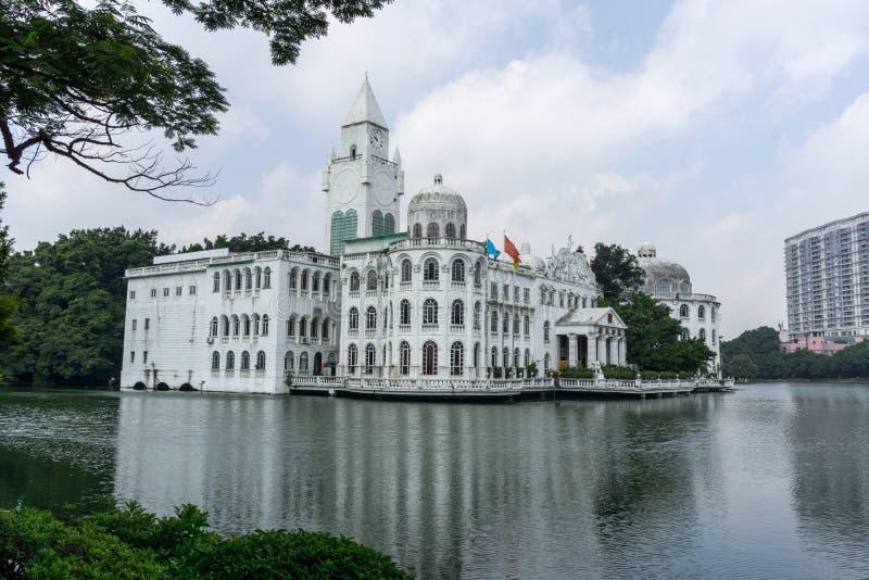 Liuhuahu公园 库存图片