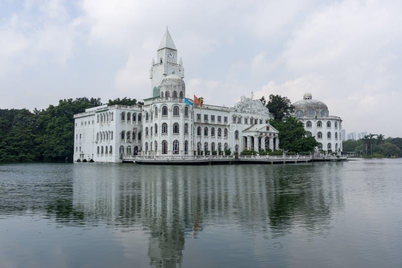 Liuhuahu公园 免版税图库摄影