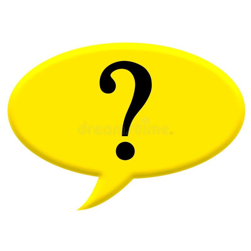 Download Live Help Icon stock illustration. Illustration of yellow - 2837659
