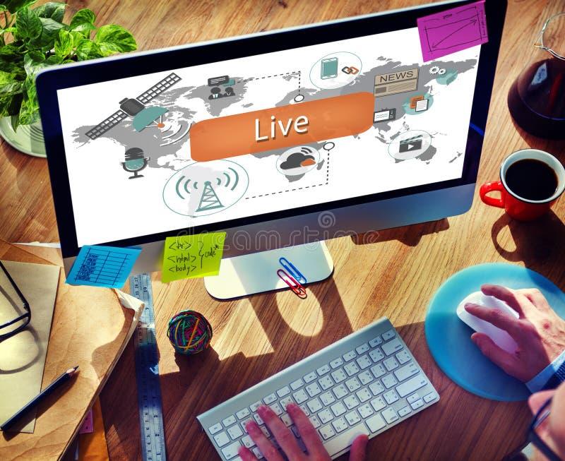 Live Lifestyle Balance Harmony Home begrepp fotografering för bildbyråer