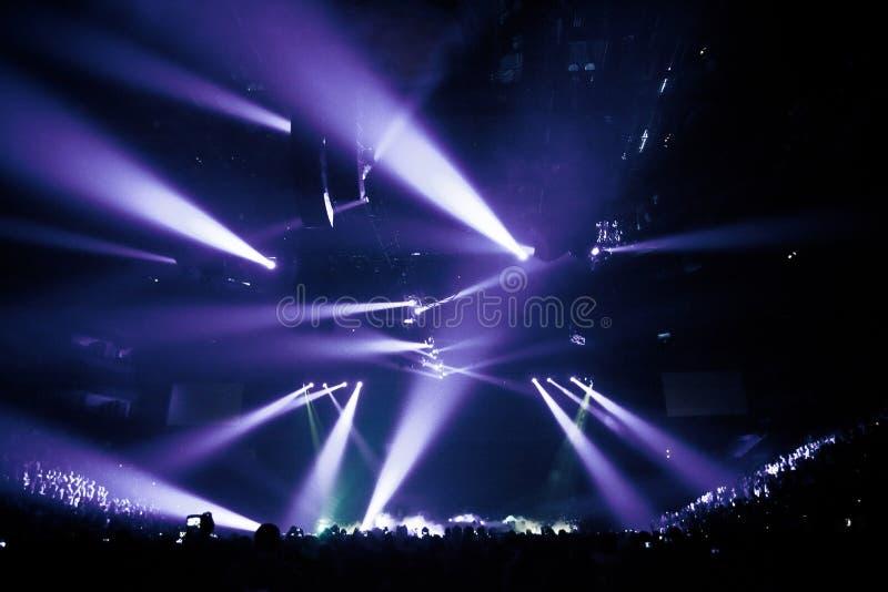Live Music Concert grande imágenes de archivo libres de regalías