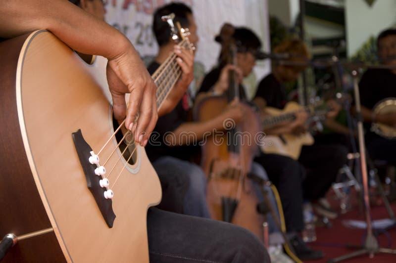 Live Music stock image