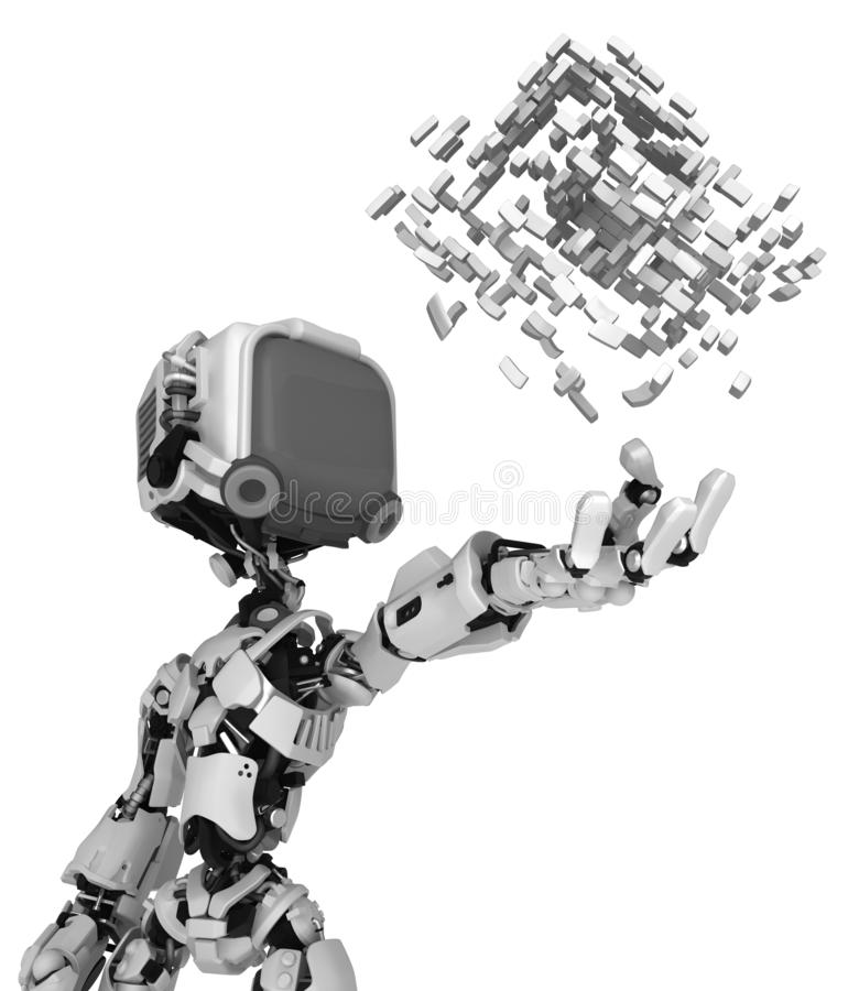Live Screen Robot, arquitectura