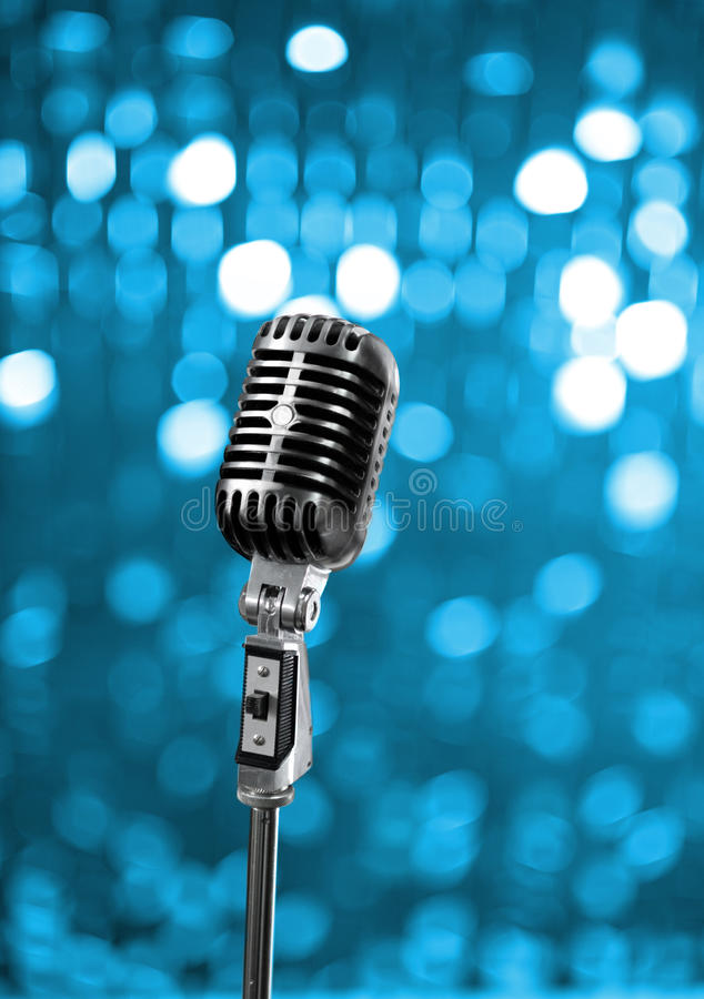 Download Live on stage stock photo. Image of entertain, light - 15605432