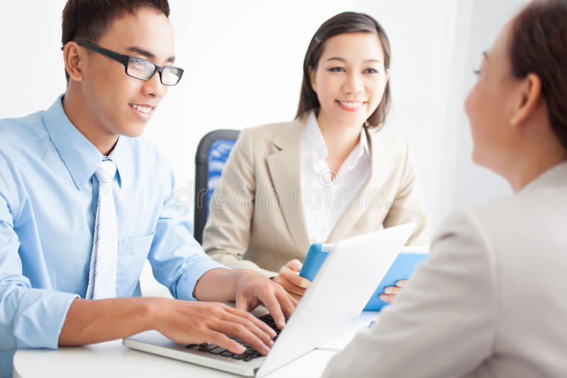 Download Lively discussion stock image. Image of conversation - 26786157
