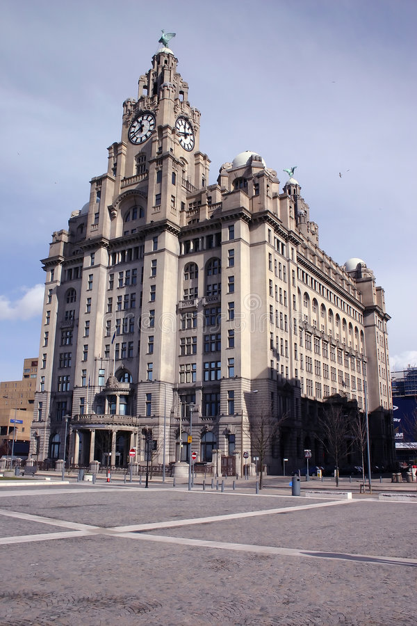 Free Liver Buildings Stock Photography - 466782