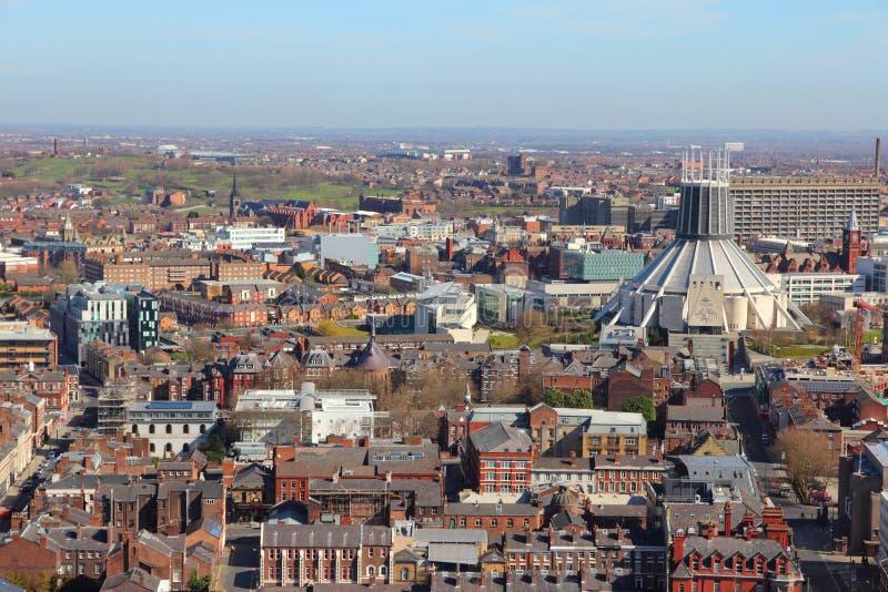 Liverpool immagini stock