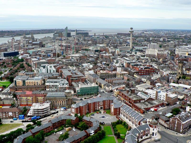 Download Liverpool stock image. Image of liverpool, skyline, england - 4357773