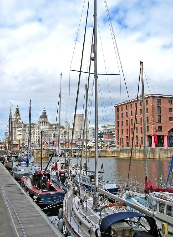 Liverpool fotografia de stock royalty free