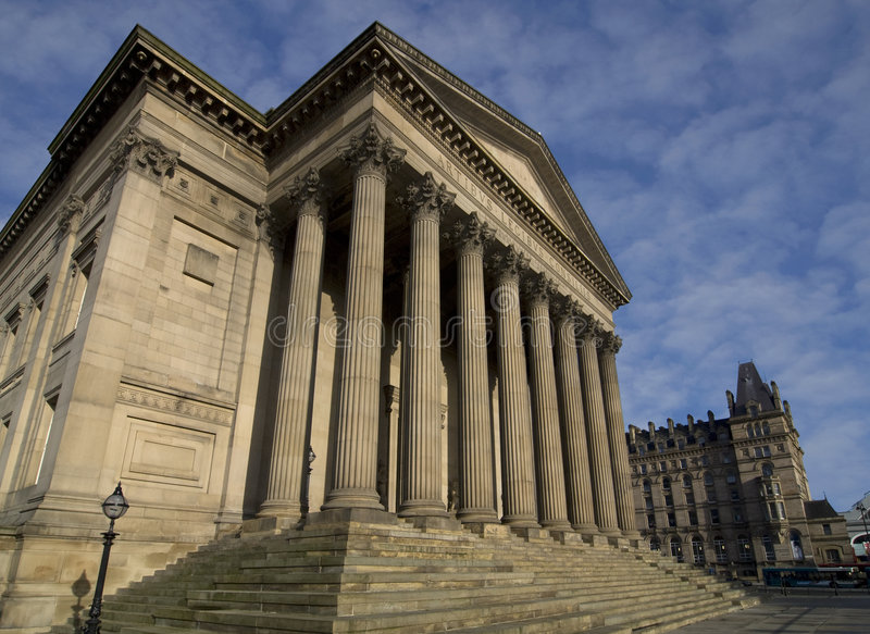 Download Liverpool Architechture Royalty Free Stock Images - Image: 4236489