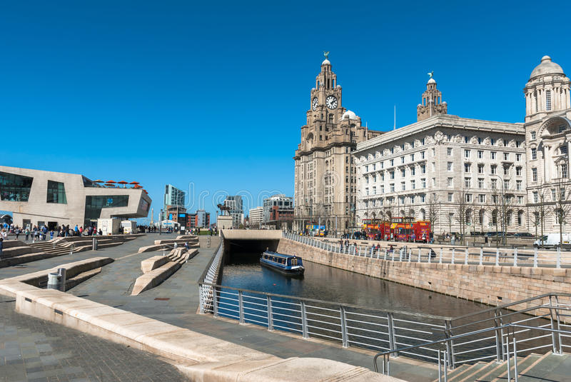 Download Liverpool Canal Link Stock Photo - Image: 40260122