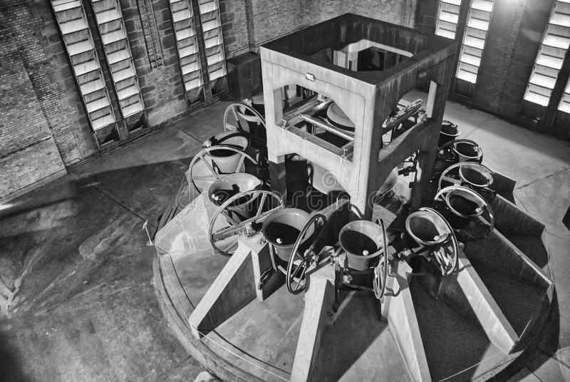 Liverpool Cathedral Bells stock photography