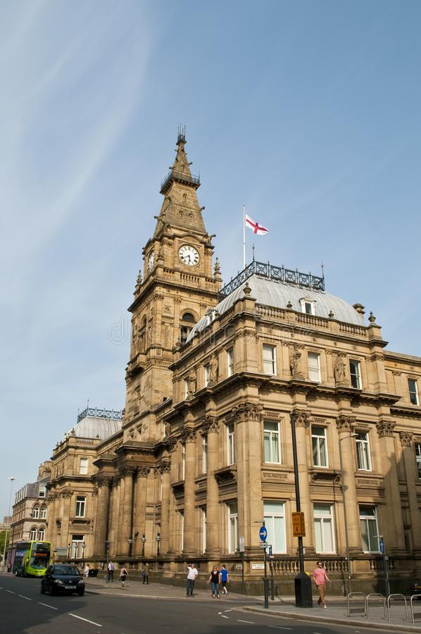 Liverpool City Council, Liverpool, UK royalty free stock photography
