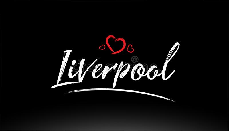 Liverpool Name Stock Illustrations