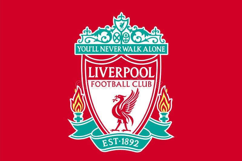 Liverpool F C royalty-vrije stock afbeelding