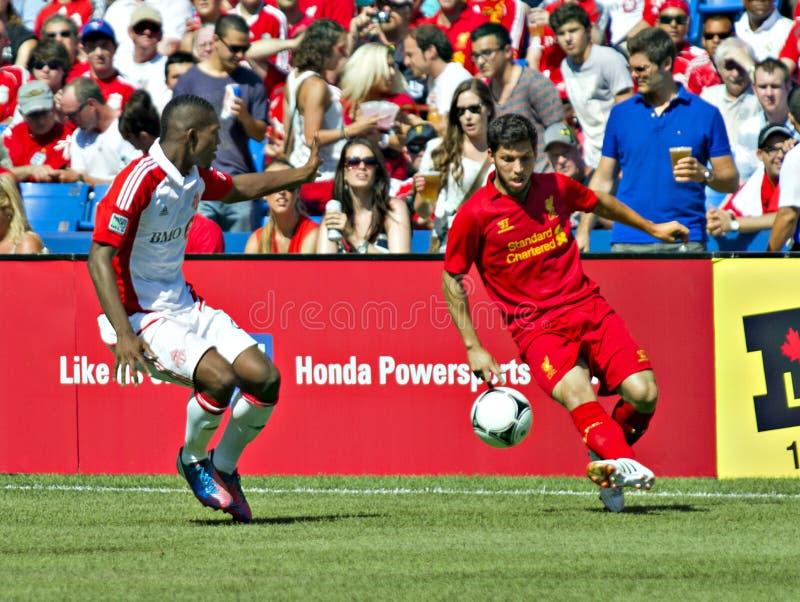 Liverpool FC stock foto's