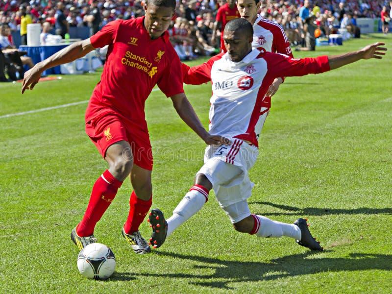 Liverpool FC fotografía de archivo libre de regalías