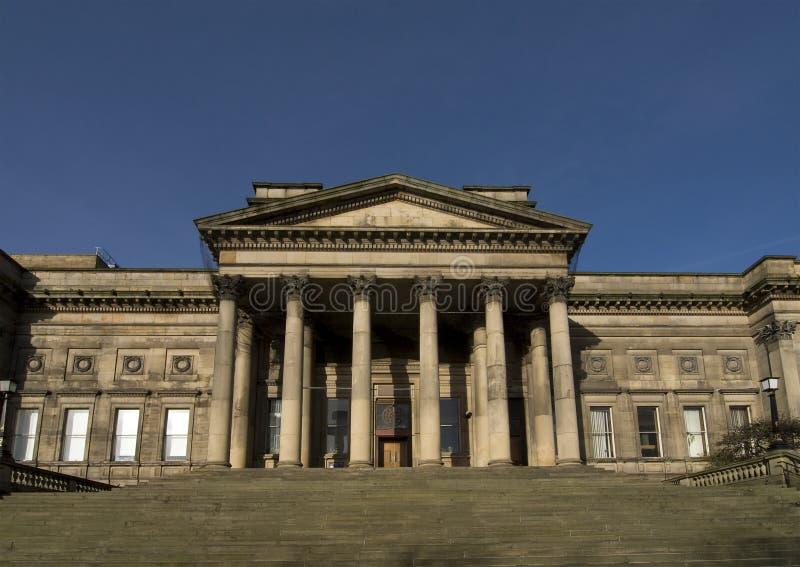 liverpool muzeum. obrazy royalty free