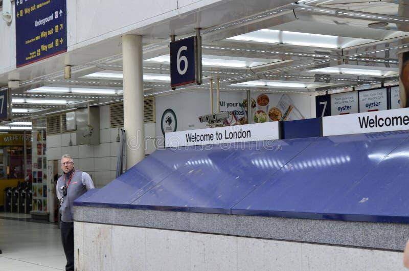 Liverpool-Stra?enstation, London Vereinigtes K?nigreich, am 14. Juni 2018 lizenzfreie stockfotografie