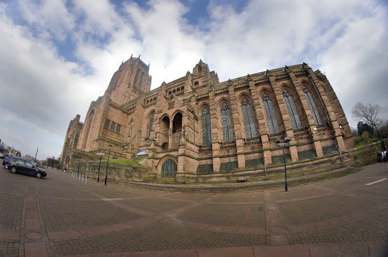 Liverpool - ville dans le comté de Merseyside de l'Angleterre du nord-ouest (R-U) photo stock