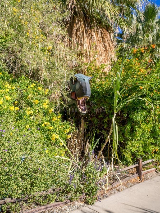 Living Desert zoo and botanical garden royalty free stock images