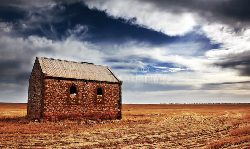 Living on the Land royalty free stock photography