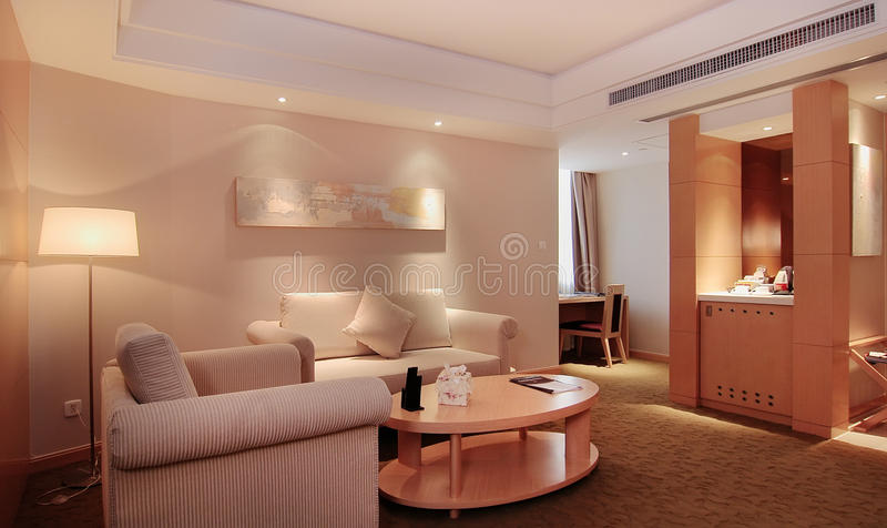 Download Living room stock image. Image of chandelier, decoration - 12017509