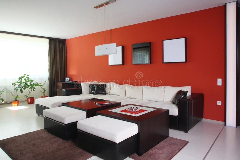 Download Living room stock photo. Image of living, interior, modern - 17178934
