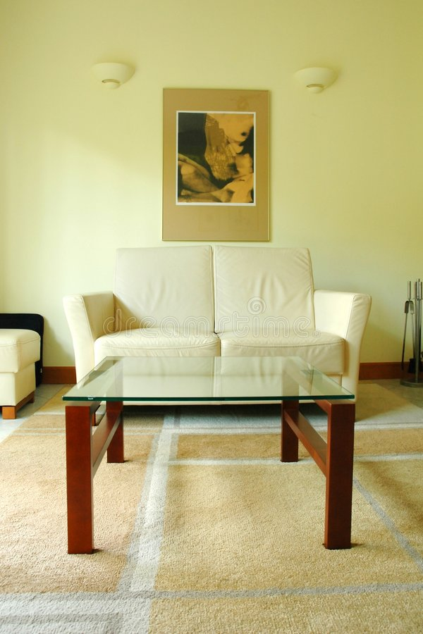 Living room 2 royalty free stock photos
