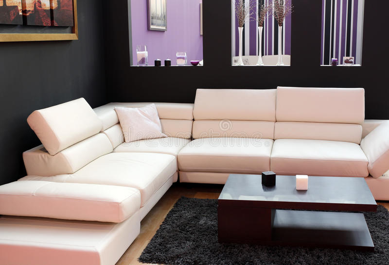 Download Living room stock image. Image of lifestyle, room, design - 26698793