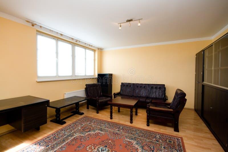 Download Living room stock photo. Image of indoor, furnitured - 27006288