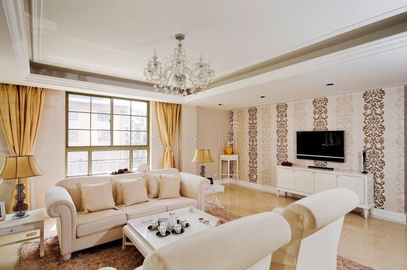 living room στοκ φωτογραφία με δικαίωμα ελεύθερης χρήσης