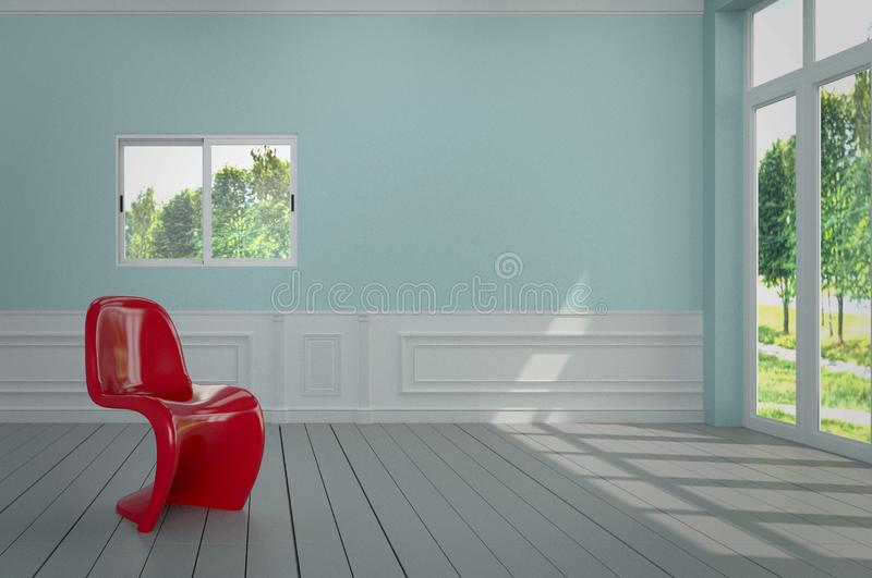 Brilliant Red Chair White Wall Stock Illustrations 2 355 Red Chair Pabps2019 Chair Design Images Pabps2019Com